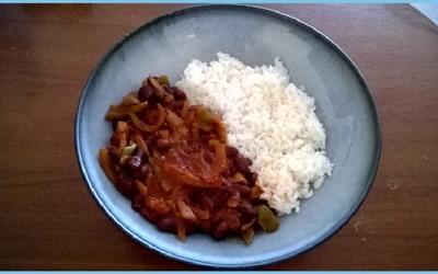 Chili tandoori (végé)