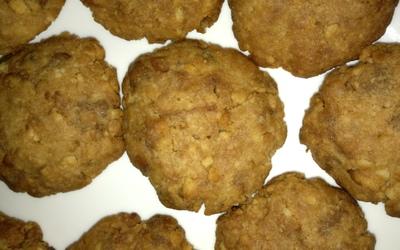 Cookies de petits LU aux pépites de chocolat