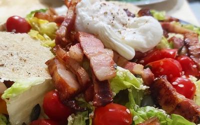 Salade Bonheur @cuisine.tes.envies