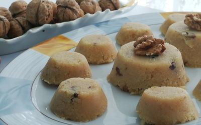 Helva aux noix