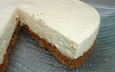 Cheese-cake (presque) sans cuisson