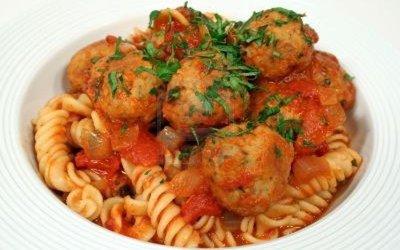 Boulettes de viande à la tomate