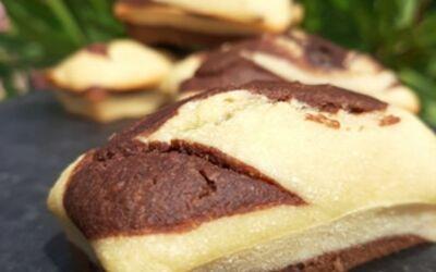 Mini cake marbré façon savane (pour 6 portions)