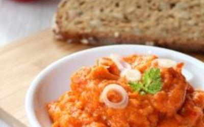 purée à l'italienne ( recette de la famiglia)