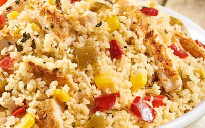 Taboulet express au poulet