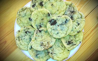 Vrais cookies américains