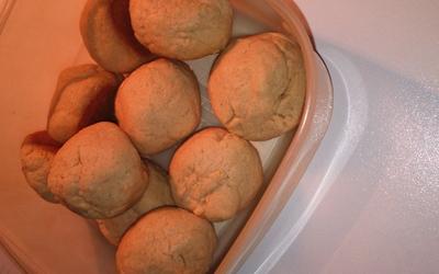 Boulettes au beurre de cacahuètes
