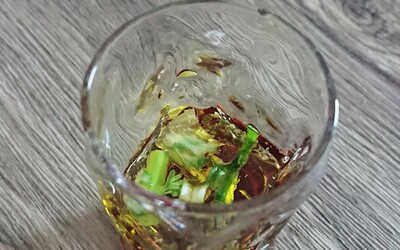 Vinaigrette aux herbes aromatiques