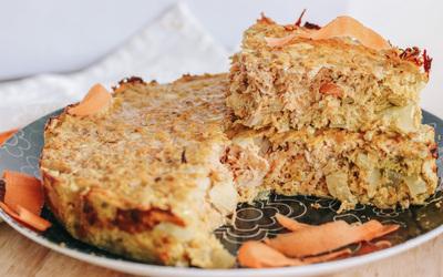 Flan thon carottes