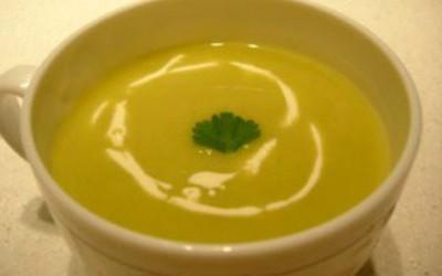 Soupe de poireau
