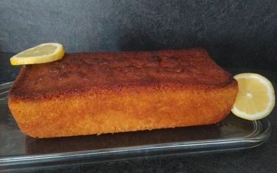 Cake au citron moelleux