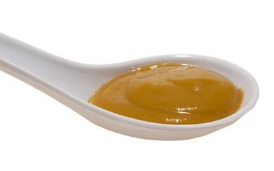 Sauce moutarde et miel