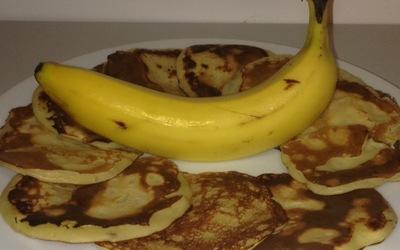 Pancakes à la Banana