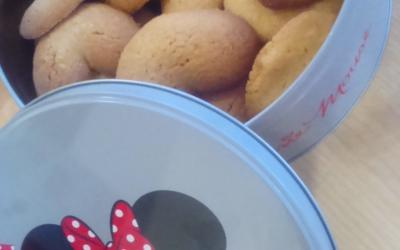 Polenta's Biscuit