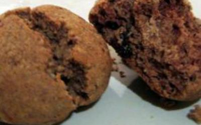 Sablés d'automne sarrasin-nutella