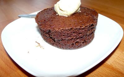 Gateau au chocolat micro-ondes