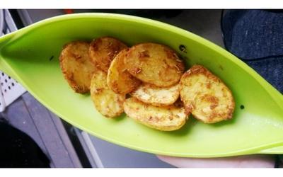 Pommes de terre a l'indienne