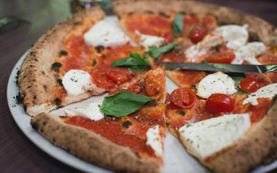 Pizza Margharita ( fait maison)
