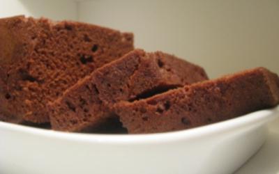 Cake moelleux Chocolat au lait & noisettes