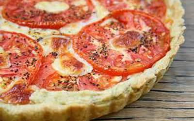 tarte tomate (ou tarte mitée)