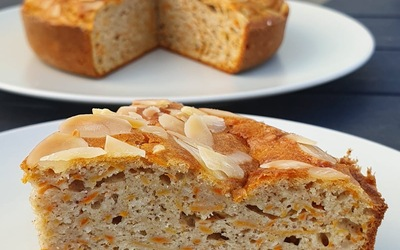 Carrot Cake léger N°2