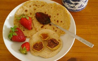 Pancakes les plus faciles et light du monde