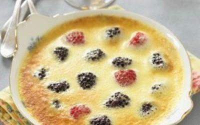 Clafoutis aux fruits