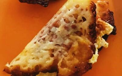 Tacos maison au fromage