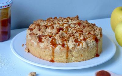 Gâteau curable aux pommes