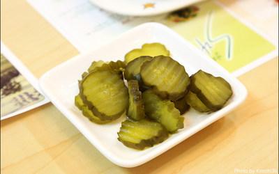 """""""Pickles"""" ou cornichons"""