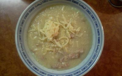 Soupe de la Khâgneuse