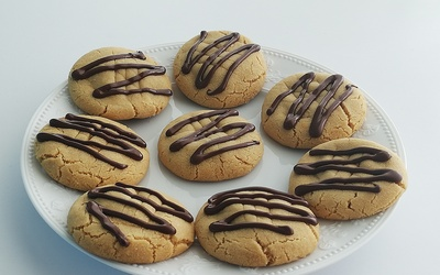 Biscuits sablés à la crème de Spéculoos