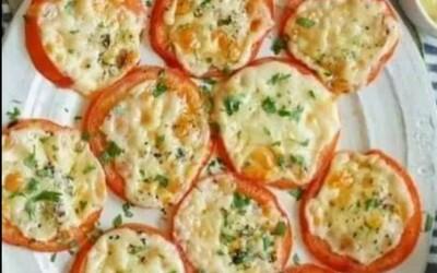 Toasts à la tomate
