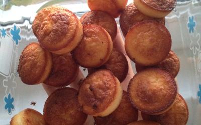 Friands ou financiers de boulangerie...