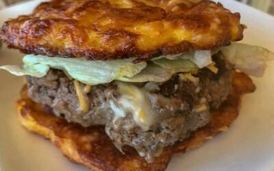 Burger aux 3 fromages