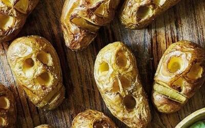 Pommes de terre terrifiantes