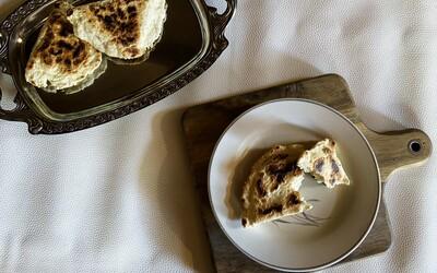 Cheese Naan Healthy (Sans MG)