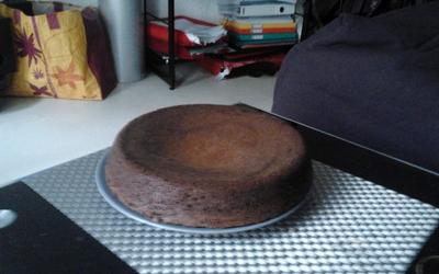 Gâteau d'anniversaire ultra rapide
