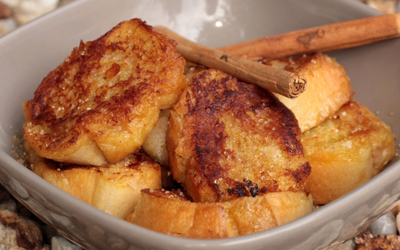 Pain perdu (Vegan)