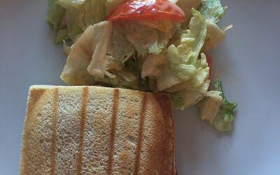 Croque Mr végétarien