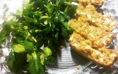 Cake au tofu et au thon