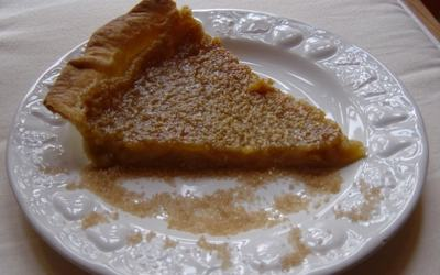 véritable tarte au sucre   100% chti