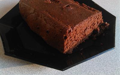 gâteau chocolat rapide