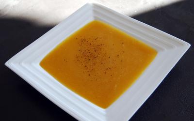 Soupe aux légumes hivernale