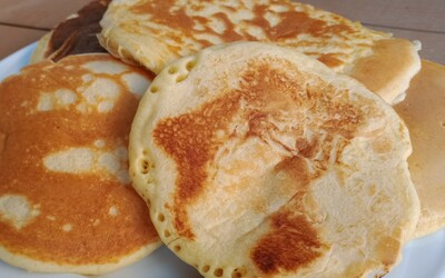 Pancakes moelleux faciles