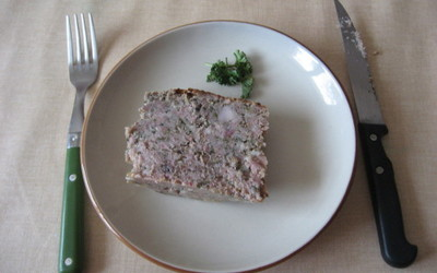 Pâté de Lapin ( version Light)