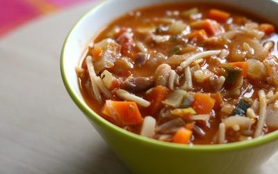 Recette one pot pasta veggie conomique et simple - Cuisine sans four etudiant ...