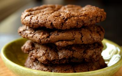 Les meilleurs cookies tout chocolat