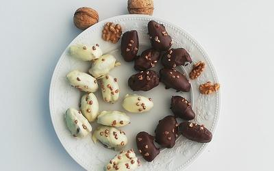 Bonbons aux dattes