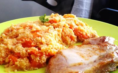 Couscous aux carottes